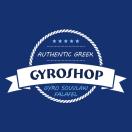 Gyro Shop Menu