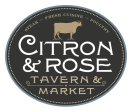 Citron & Rose Tavern Menu