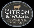 Citron & Rose Tavern Menu