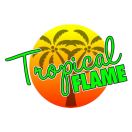 Tropical Flame Menu