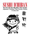 Sushi Ichiban Menu