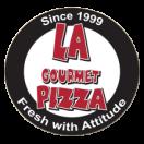 LA Gourmet Pizza Menu