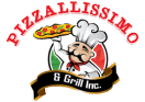 Pizzallissimo & Grill Menu