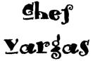 Chef Vargas Menu