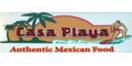 Casa Playa Menu