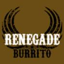 Renegade Burrito Menu