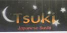 Tsuki Sushi Combination Inc Menu
