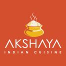 Akshaya Indian Cuisine Menu