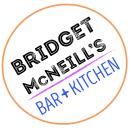 Bridget McNeills Bar & Kitchen Menu