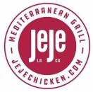 JeJe Chicken Menu