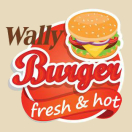 Wally Burger Menu