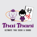 Thai Thani Menu