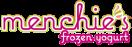 Menchies Frozen Yogurt Menu