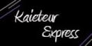 Kaieteur Express Menu