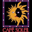 Cafe Soleil Menu