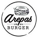 Arepas Burger Menu