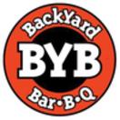 Backyard Bar-B-Q Menu