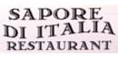Sapore di Italia Menu