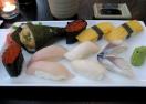 Oishi Sushi Menu
