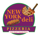 New York Deli Pizzeria Menu