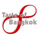 Taste of Bangkok Menu