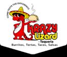 Krazy Lizard Taqueria Menu