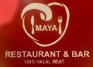 Maya Indian and Nepali Restaurant Menu