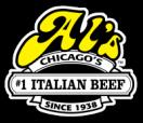 Al's Beef Menu