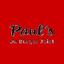 Paul's Da Burger Joint Menu