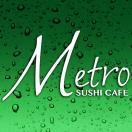 New Metro Sushi Cafe Menu