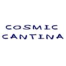 Cosmic Cantina Menu
