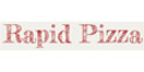 Rapid Pizza Menu