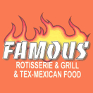 Famous Rotisserie Grill & Tex Mex Grill Menu