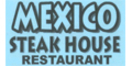 Mexico Steakhouse Menu