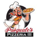 Pasquale's Pizza III Menu