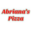Abriana's Pizza Menu