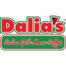 Dalia's Pizza Menu