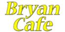 Bryan Cafe Menu