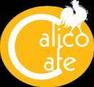 Calico Cafe Menu