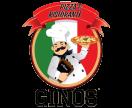 Gino's Pizzeria Menu