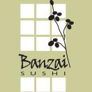 Banzai Sushi Menu