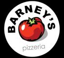 Barney's Pizzeria Menu