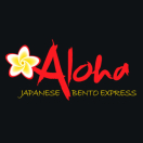 Aloha Japanese Bento Express Menu
