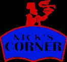 Nick's Corner Menu