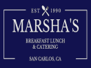 Marsha's Lunchbox Menu
