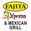 Fajita Express Mexican Grill Menu