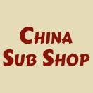 China Sub Shop Menu