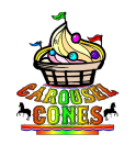Carousel Cones Menu