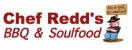Chef Redd's BBQ & Soulfood Menu
