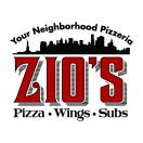 Zio's Pizza & Wings Menu